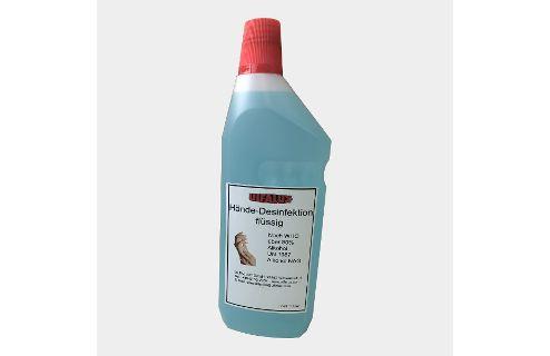 1 Liter Hand-Desinfektion flüssig Desinfektionsmittel